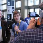 Jon Zmikly and Lewis Knight interview Tim Hayden at SXSW 2009.