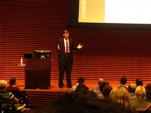 Clay Christensen speaks about the Innovator's Dilemma.