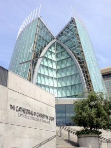 The Cathedral of Christ the Light in Oakland