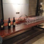 And a visit to the Cerruti Cellars winery to end the day.