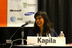 Dee Kapila has spoken at SXSW on several occasions over the years.